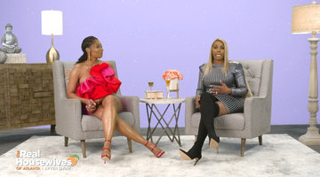 "Nene Leakes Clarifies Her Buffalo Comment: ""She Was the Size of a Buffalo"""