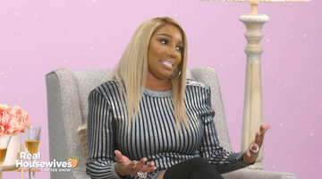 Did Nene Leakes Actually Spit in Kenya Moore's Face?
