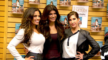 The Real Housewives of New Jersey are Back!