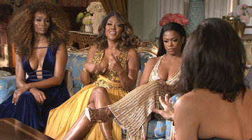 Does Kenya Moore Have a Habit of Provoking People?
