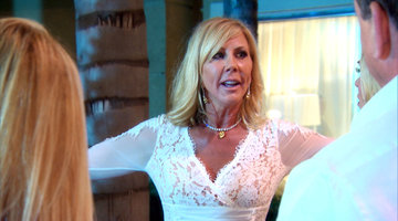 Vicki Gunvalson Feels Crucified