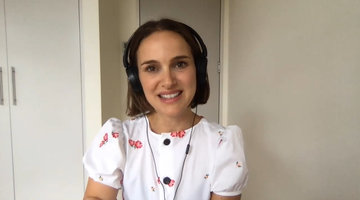 Natalie Portman on Training for 'Thor: Love and Thunder'