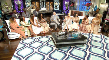 Your First Look at the #RHOA Reunion