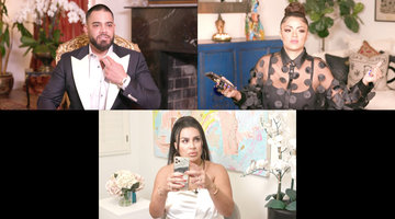 Here's Your First Look at the Shahs of Sunset Season 8 Reunion