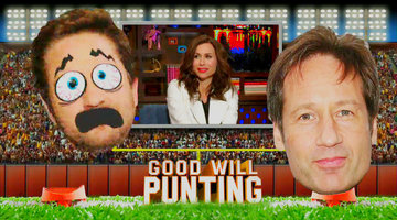 'Good Will Punting'