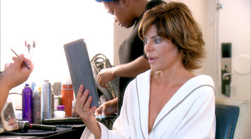 Welcome to Lisa Rinna's World