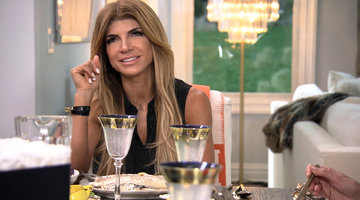 Teresa Giudice Dishes on Her Recent Visit With Joe Giudice