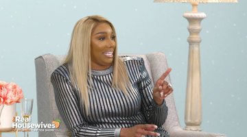 "Nene Leakes Says She and Gregg Leakes Have an ""Understanding"" About Their Relationship"