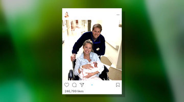 Cameran Shares Palmer's Birth Story