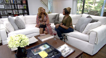 Phaedra Parks Opens up to Cynthia Bailey About Her Divorce
