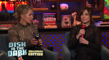Christina Applegate & Linda Cardellini Dish in the Dark