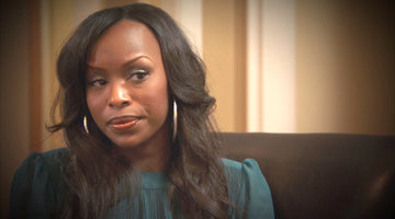 "Quad Webb-Lunceford Doesn't Think Dr. Greg's ""Mistress"" Is Lying"