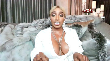 Nene Leakes Walks Off the Virtual RHOA Reunion