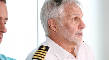 ​Why Did Captain Lee Rosbach Give Kelley Johnson a Second Chance?