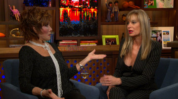 Michele & Eileen on Faye Resnick