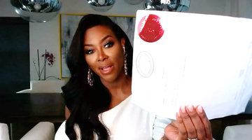 Kenya Moore Brought Her Marriage Certificate to the Reunion