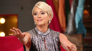 Andy Cohen Calls Out Dorinda Medley for Deflecting His Questions About Her Drinking