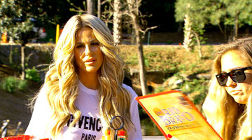 Kim Zolciak-Biermann Gets Style Advice from Ariana
