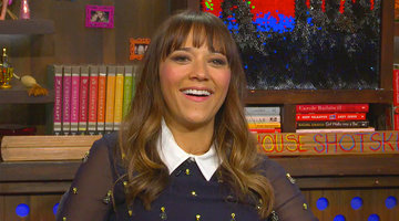 After Show: Rashida On Kissing Rob Lowe