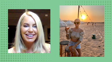 Caroline Stanbury on Life Today in Dubai