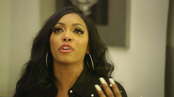Porsha Williams Breaks Down with NeNe Leakes