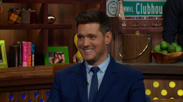 Michael Buble's Kim Kardashian Joke