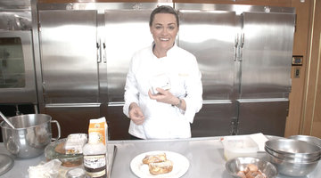 Try Not to Drool While Watching Chef Rachel Hargrove Makes Her Special French Toast Recipe