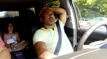 Joe Gorga Prepares Himself for Seeing Teresa