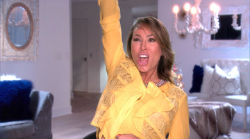 The Housewives Give Their Best Vicki Gunvalson Impression