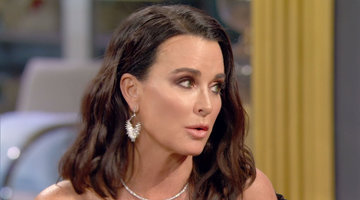 Kyle Richards and Kathy Hilton Aren't on Speaking Terms