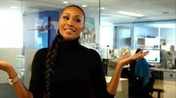 Is Cynthia Bailey's Daughter Headed for the Modeling World?