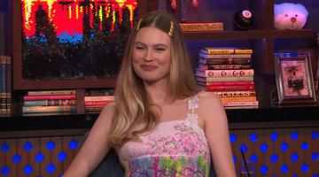 Behati Prinsloo on Maroon 5 & the Super Bowl