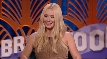 Iggy Azalea's Girls Night at Paris Hilton's Home