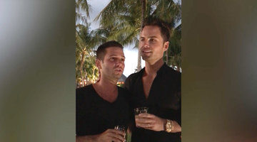 Josh Flagg and Bobby Boyd on Traveling With Their Future Kids (They Won't Fly First Class!)