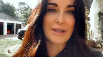 Kyle Richards Opens up About Adopting a New Puppy