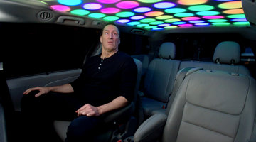 Cash Cab Got a Bravo Makeover!