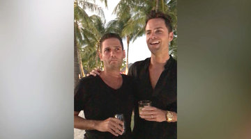What — and Who — Would Josh Flagg Want to Have With Him on a Deserted Island?