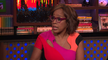 Gayle King on Friend Charlie Rose