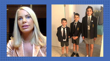 Caroline Stanbury Says It Was Hard Being Criticized for Her Parenting Choices