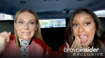New Housewife Eboni K. Williams Met the RHONY Ladies for the First Time and Captured the Moment for All to See