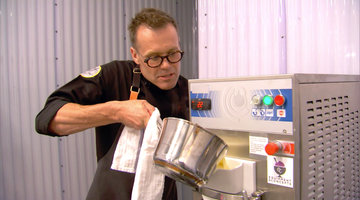 Brian Malarkey Can't Stop Making Ice Cream!
