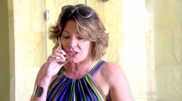Luann Confronts Tom Over the Photos