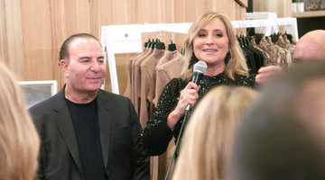 Sonja Morgan Is Humbled By the Support at Her Big Century 21 Opening