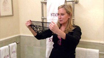 Sonja Morgan's Bidet Has Many Uses