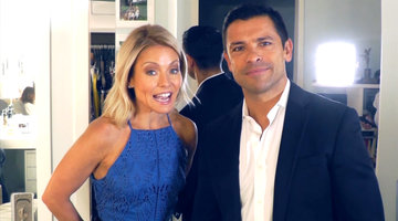 Kelly Ripa and Mark Consuelos Wish Andy Cohen a Happy Birthday