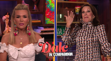 Dale Mercer & Tinsley Mortimer Play 'Dale in Comparison'