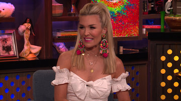 Tinsley Mortimer's Fight with Sonja Morgan at Pride