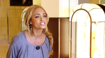 Gizelle Bryant Lobs a Shocking Accusation about Ray Huger
