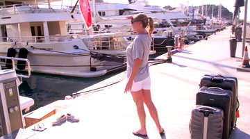 Hannah Ferrier Says Goodbye to Yachting