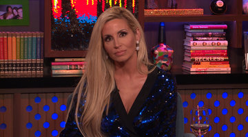 Camille Grammer Says Teddi Mellencamp is Up Kyle Richards' Butt
